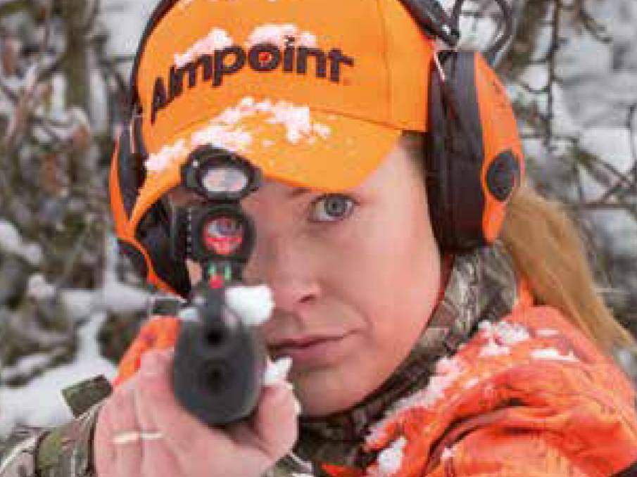 Aimpoint BB 2019 customer hunter