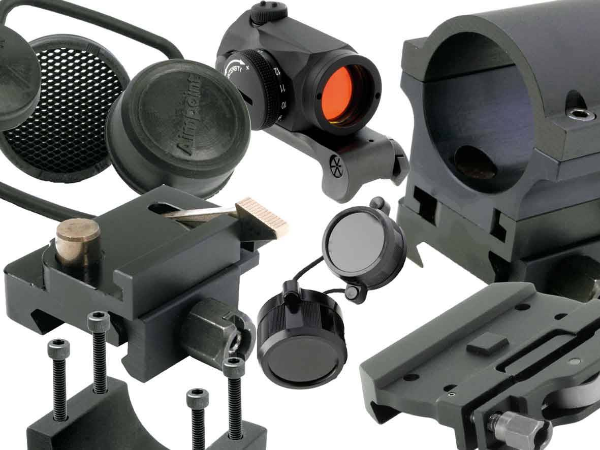Aimpoint® Mounting solutions and accessories