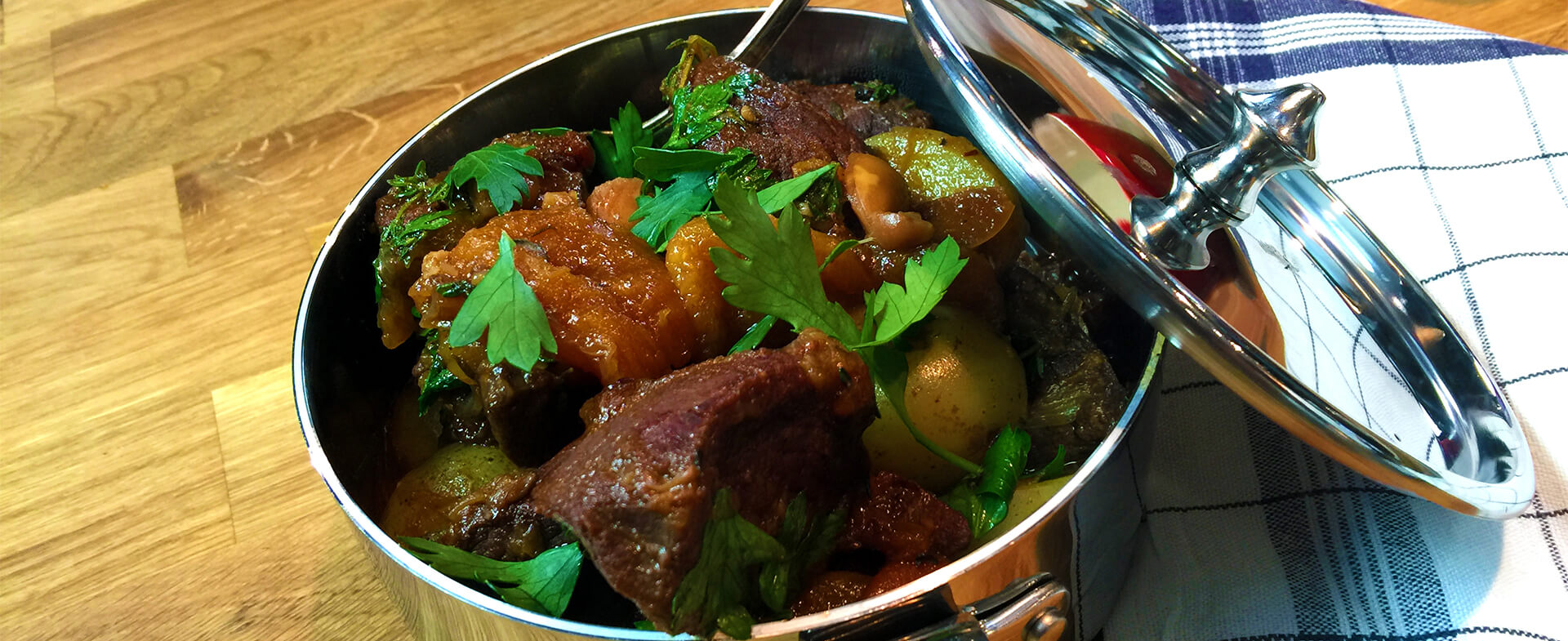 Aimpoint Wild Boar Stew Recipe